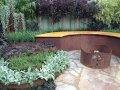 achievable_gardens_mifgs_2013_stunning_corten_garden_6 - garden edging | Metal Garden Edging | lawn edging | landscape edging |  garden design