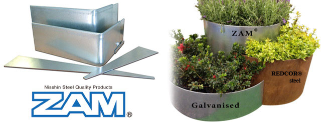 Zam-Corten-and-gal-formboss-metal-garden-edging