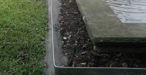 Alternate applications formboss for Alternative garden edging