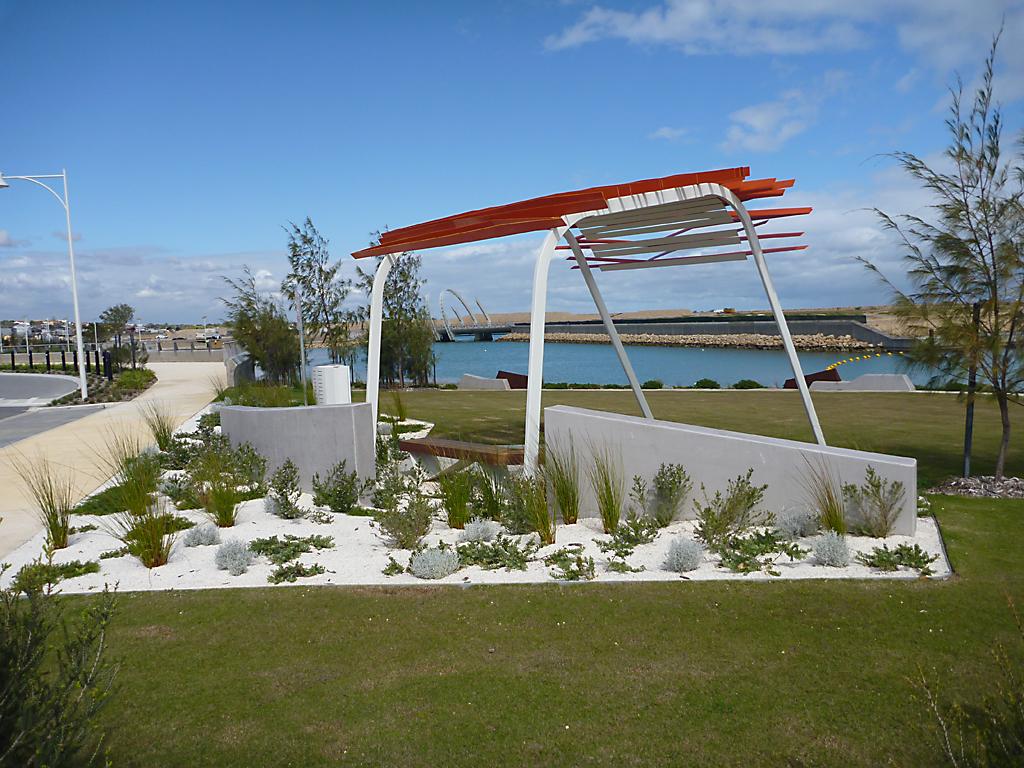 design_ideas_for_public_pathways_that_define_like_no_other_6 - garden edging | Metal Garden Edging | lawn edging | landscape edging |  garden design