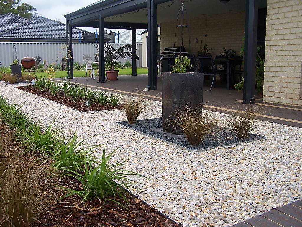 designer_landscape_transformation_with_steel_edging_6 - garden edging | Metal Garden Edging | lawn edging | landscape edging |  garden design