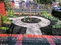 courtyard_garden_makeover_with_formboss_metal_garden_edging_8 - garden edging | Metal Garden Edging | lawn edging | landscape edging |  garden design